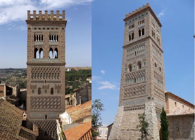 torres de San Salvador y y San Martin